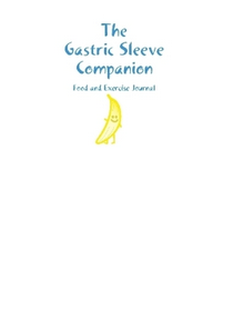 gastric sleeve food journal